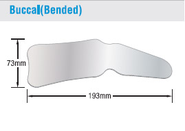 buccal-bended